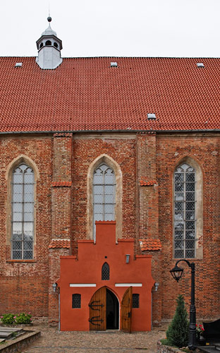 Church in Żarnowiec