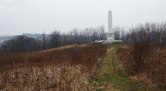 Kaim Hill monument