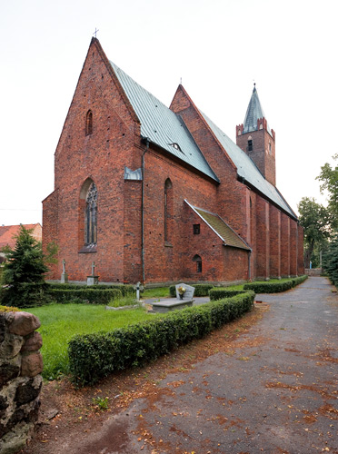 Church in Małujowice