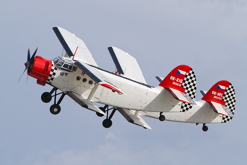 CIAF 2010: double An-2