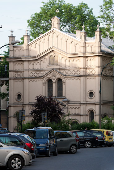 The Tempel Synagogue