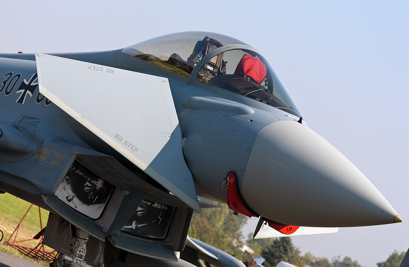 Air Show Radom 2011: Eurofighter Typhoon