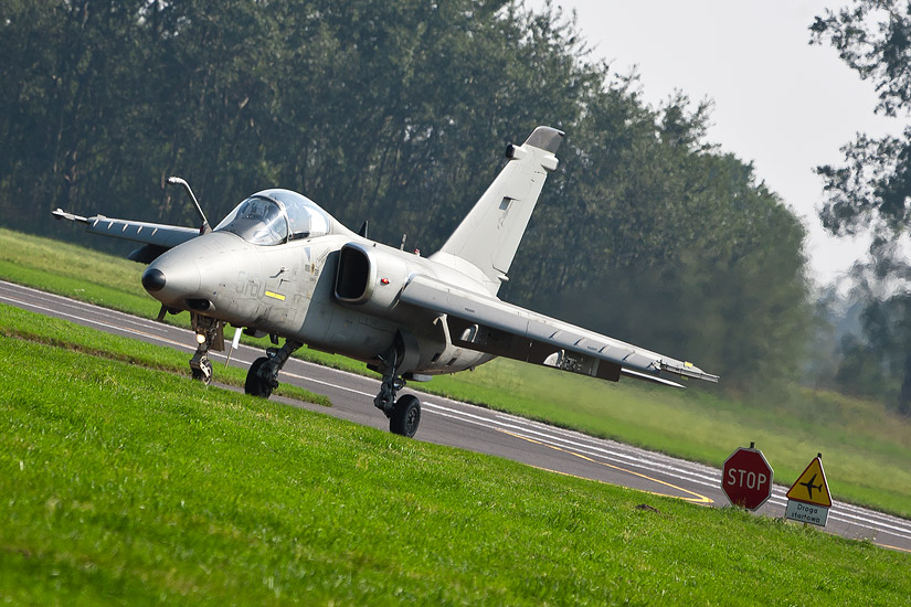 Air Show Radom 2011: Italian Air Force's AMX