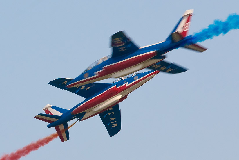 Air Show Radom 2011: Patrouille de France