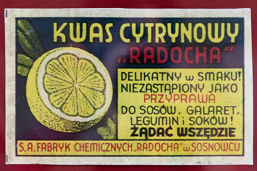 From the Matchbox Museum in Bystrzyca Kłodzka