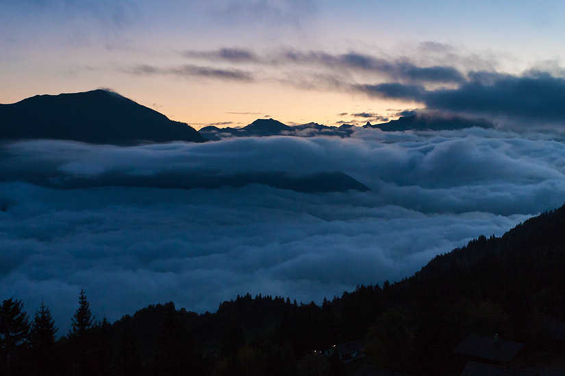 The Axalp dawn