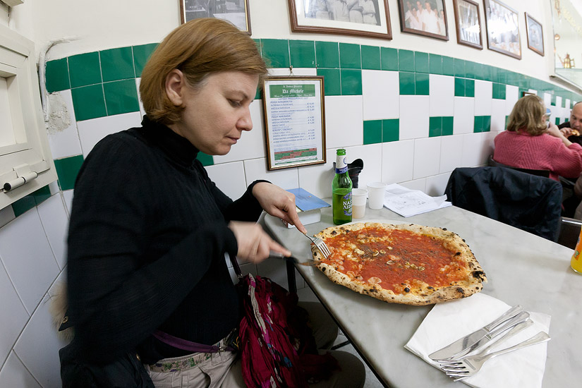 Pizzeria da Michele, Naples