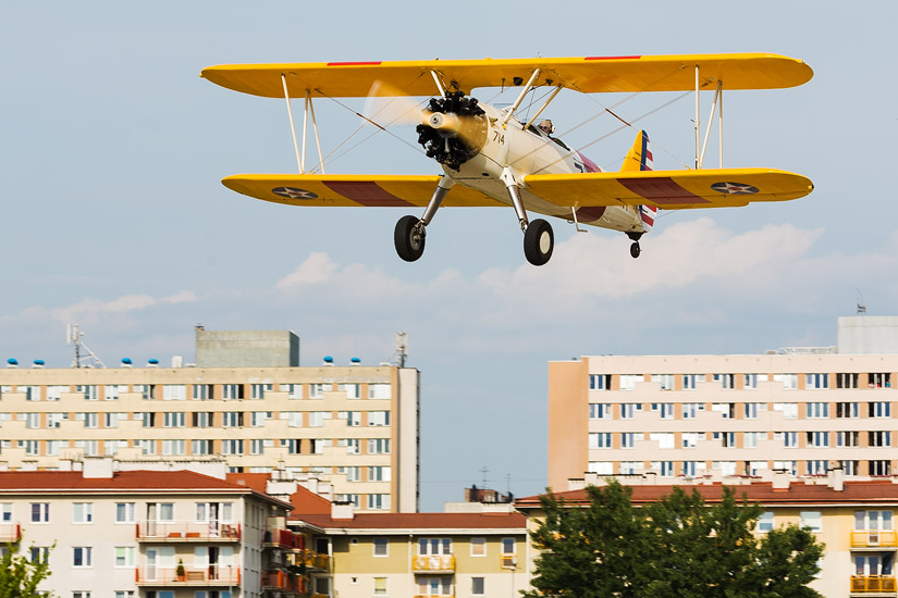 10th Air Show in Kraków