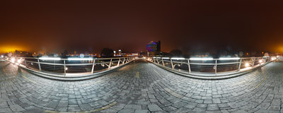 of Minsk, the capital city of Belarus.  Click to view this panorama in new fullscreen window