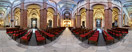 Sunday, Jul 22, 2012: Inside the Cathedral Basilica of the Assumption of the Blessed Virgin Mary and St. Adalbert in Gniezno, Poland
