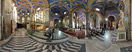 Friday, Feb 4, 2011: Inside the church of Santa Maria sopra Minerva in Rome