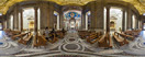 Tuesday, Feb 28, 2012: Inside the Basilica of Santa Croce in Gerusalemme in Rome