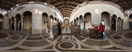 Monday, Jan 31, 2011: Inside the ancient church of Santa Maria in Cosmedin in Rome, Italy